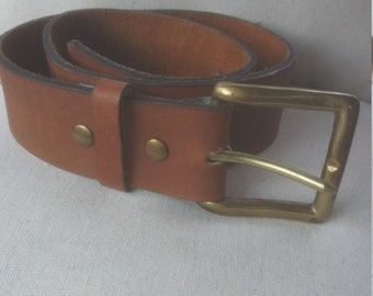 Ralph Lauren Vintage Leather Belt