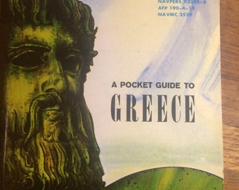 A pocket guide to Greece PG-5A