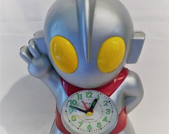 Space Alien Clock