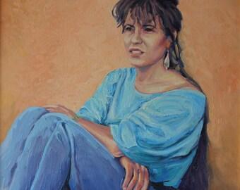 Woman from Sardinia