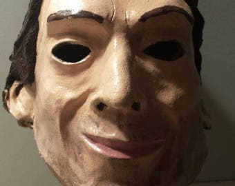 Ted Bundy Latex Mask