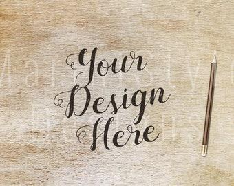 Wood plank Surface, Wood background, Rustic Styled Stock Photography, Styled Desktop Mockup, Stock image, Stock Photo, Flatlay, Flat lay 418