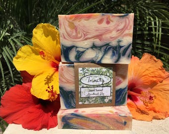Island Sunset Handcrafted Soap