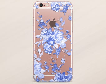 iPhone 7 Case Floral iPhone 7 Plus Clear Case Flower iPhone 6 Plus Case Samsung Galaxy S7 Samsung Galaxy S6 Samsung Note 4 iPod Touch Case