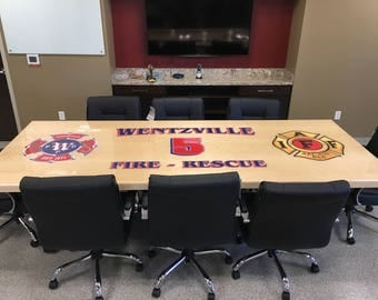 Fire House Table
