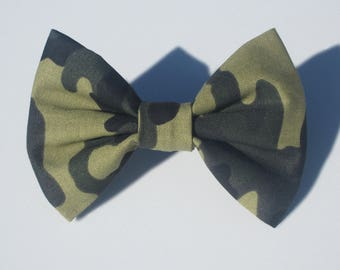 Camouflage Bow Tie- All Sizes