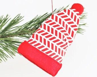 Elf Christmas Ornaments Personalized, Elf Ornament, Elf Christmas Decoration, Christmas Elf Hat Ornament Boy Girl
