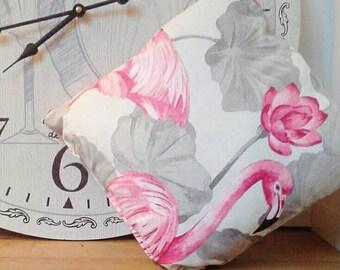 Cushion Flamingo Pink