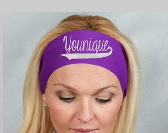 Younique Glitter Flat Headband, Younique Headband, Younique, Younique Glitter Headband