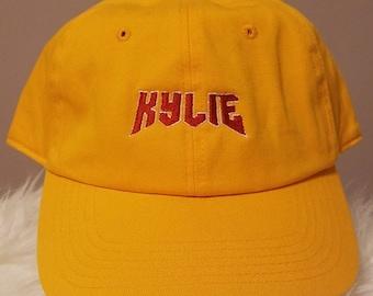 KYLIE Dad Cap Hat