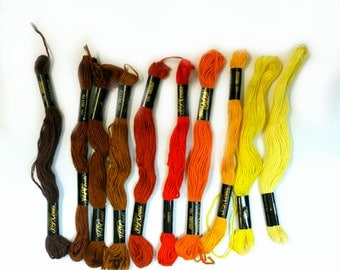J&P Embroidery Floss