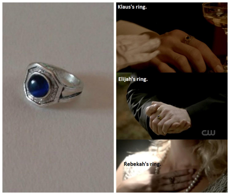 The Originals Jewelry The Vampire Diaries Jewelry The