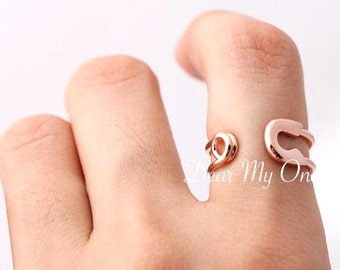 "Shop ""safety pin jewelry"" in Rings"