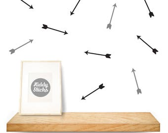 Arrow Shaped Wall Stickers / Decals