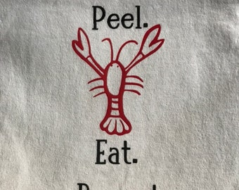 Kids Crawfish Tee