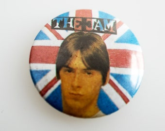 """The Jam 1"""" Pin Back Button Badge"""