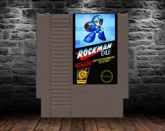 Rockman Exile - An all new Mega Man 2 adventure awaits! - NES - ROMhack