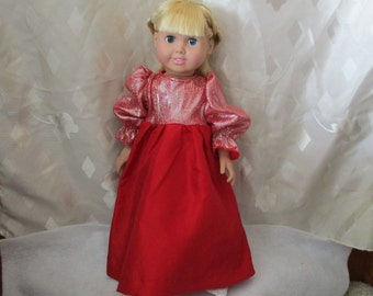 Doll dress for 18-inch doll