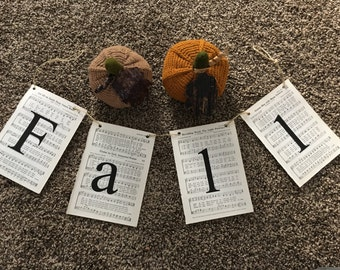 Fall Hymnal Banner