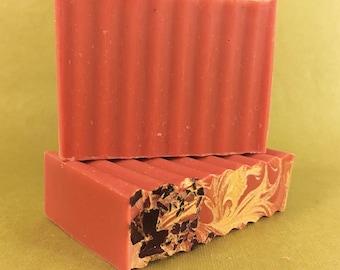Golden Rose - Handmade Cold Process Soap