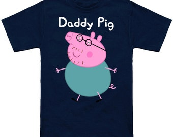 Daddy Pig Unisex Adult T-Shirt