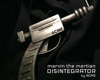 Marvin the Martian's Acme Disintegrator