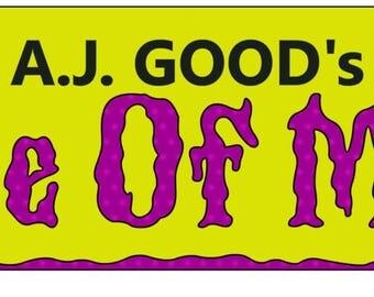 Boose Gumps Sticker