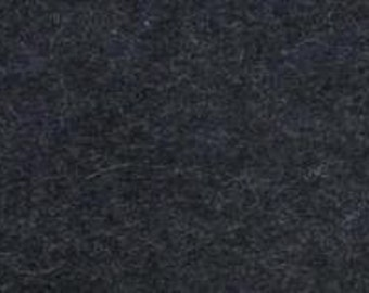 Wool felt anthracite article 7276