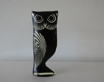 Owl Figurine- 13 cm - 60'