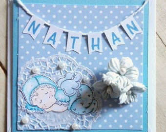 Card for birth