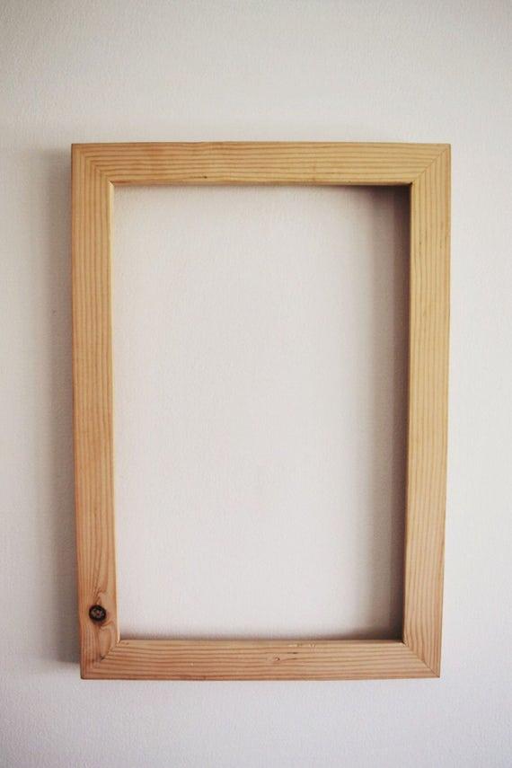 Pop-Over Letter Board Frame Smooth Finish