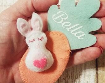 Custom Itty Bitty Bunny