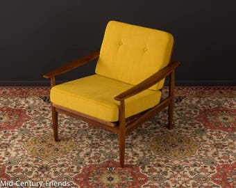 60s Chair, sofa, 50s, vintage (704017)