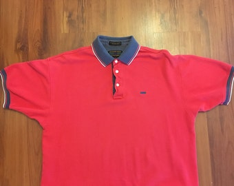 VINTAGE RARE Alexander Julian COLORS Polo