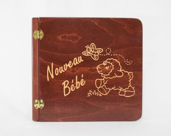 Wood, sheep and Butterfly (105226) photo album