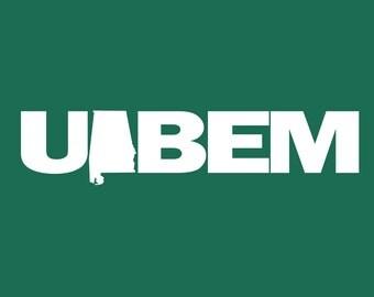UABEM Vinyl Decal/Vinyl Sticker