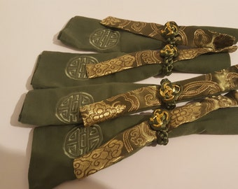 Decorative Napkins - Set of 4
