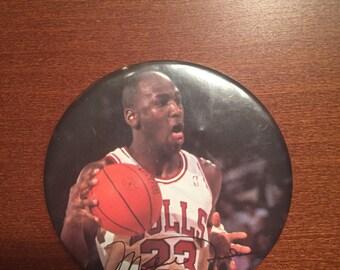 Vintage Michael Jordan #23 pin