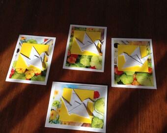 Garden Cranes (Set of 4)