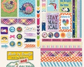 Stay Magical Printable Planner Inserts