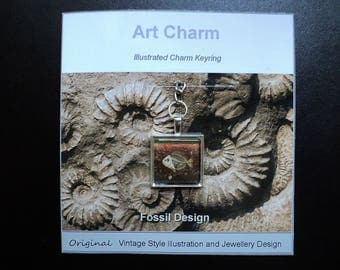 Fossil Art - Vintage Style Charm