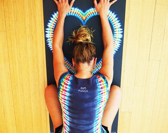 My Rainbow Live in Love ECO YOGA MAT