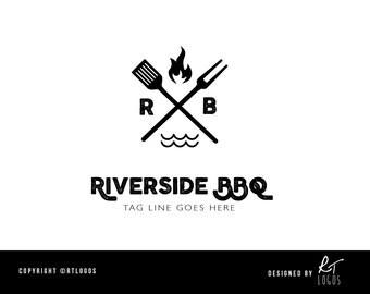 Premed BBQ or Grill logo for customisation