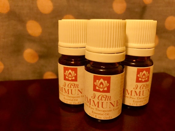Essential Oil Blend, Immune