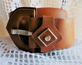 30% off summer discount code 88WALKININTHESUN Ted Lapidus Paris belt, in real leather / genuine leather belt Ted Lapidus Paris.