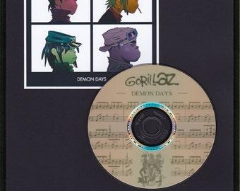 "Shop ""gorillaz"" in Collectibles"