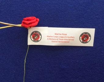 Marine Corps League Fundraising Roses