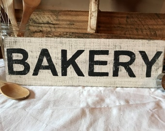 1 in stock Bakery kitchen sign