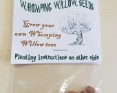 Whomping Willow Seeds