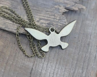 Zelda Navi Necklace Christmas gifts